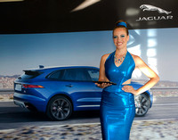 Launch of the Jaguar XE & F Pace